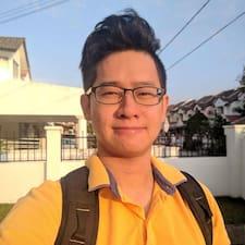 Sye Kit - Uživatelský profil