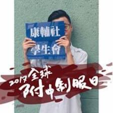 Профиль пользователя 沛霖