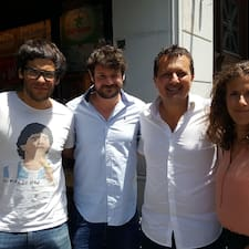 Nico, Matt, Olivier & Ludivine