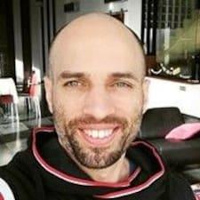 Perfil do utilizador de Csaba