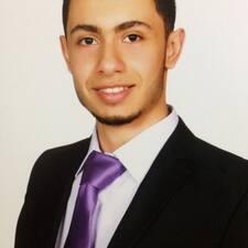 Hicham felhasználói profilja