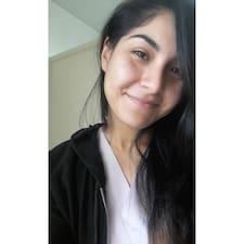 Профіль користувача Camila