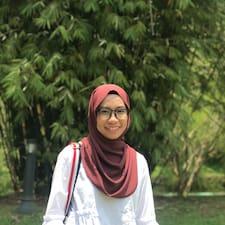 Nur Kamilia - Uživatelský profil