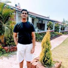 Sandeep Brukerprofil