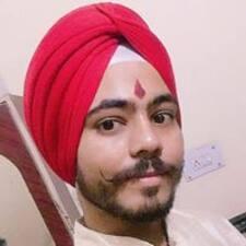 Harjeet User Profile