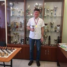 Perfil de usuario de Vladimir