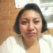 Profil korisnika Lourdes Yadira
