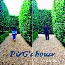Профиль пользователя P&G'S House