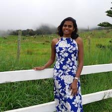 Shanaa - Uživatelský profil