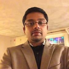 Användarprofil för Ranjitkumar
