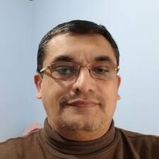 Pranay felhasználói profilja
