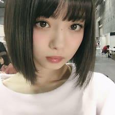 Henkilön Sakura käyttäjäprofiili