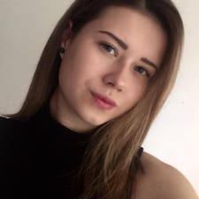 Профиль пользователя Kristína