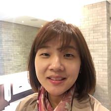 Henkilön Hae Jin käyttäjäprofiili