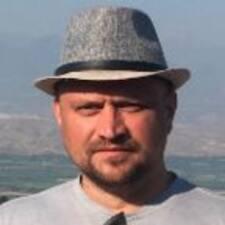 Gebruikersprofiel Yuriy