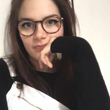 Alexia - Uživatelský profil