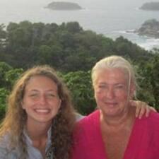 Amanda Cristina felhasználói profilja