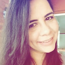 Henkilön Ana Carolina käyttäjäprofiili