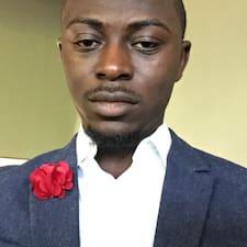 Kwadwo felhasználói profilja
