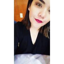 Ivonne felhasználói profilja