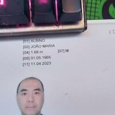 Profilo utente di Joao