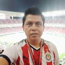 Profil utilisateur de Octavio