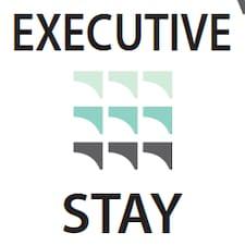 Executive Stay felhasználói profilja