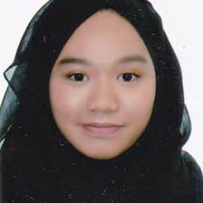Profilo utente di Syahida