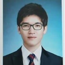 ChangHyung User Profile