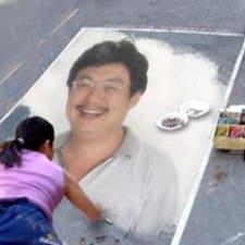 Chong felhasználói profilja
