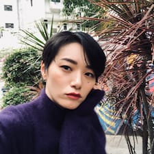 Tomoyo felhasználói profilja