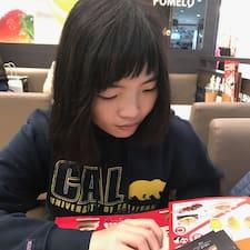 Chingai felhasználói profilja