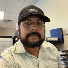 Användarprofil för Juan