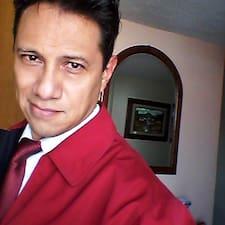 Användarprofil för Carlos César