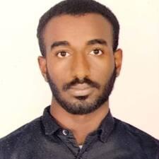 Henkilön Ibrahim käyttäjäprofiili