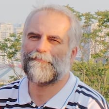 Miroslav felhasználói profilja