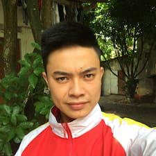 Perfil do utilizador de Thanh Ân