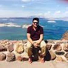 Gebruikersprofiel Prudhvi Tej