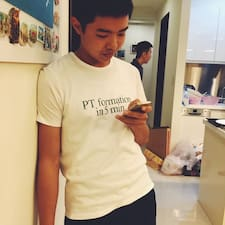 Ping-Tse (Terry) User Profile