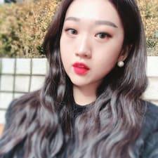Profil utilisateur de Eunjoo