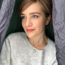 Profil utilisateur de Grace