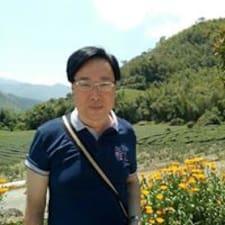 振予 felhasználói profilja