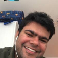 Roshan Kumar Reddy felhasználói profilja