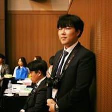 Профиль пользователя 상민