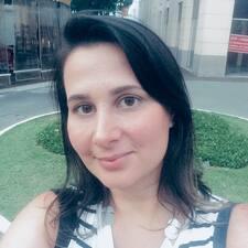 Profil Pengguna Ana Lúcia