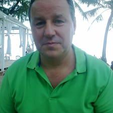 Manfred - Uživatelský profil