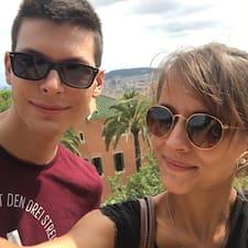 Profil korisnika Beatrice & Johannes
