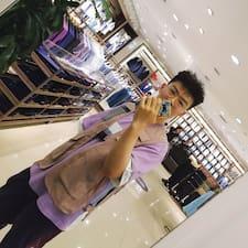 Profil utilisateur de 青