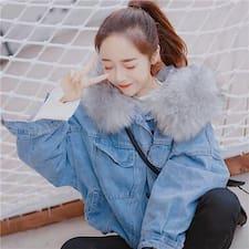 珊珊 felhasználói profilja