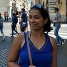 Gebruikersprofiel Shilpa